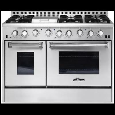 range oven repair services